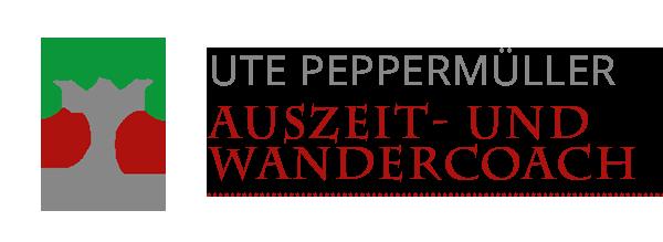 Ute Peppermüller - Auszeit- und Wandercoach